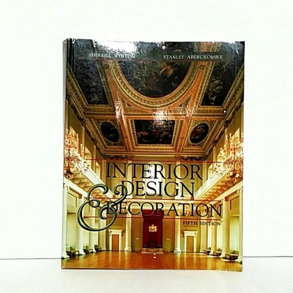 Prentice Hall Office Interior Design Decoration 5th Edition Poshmark